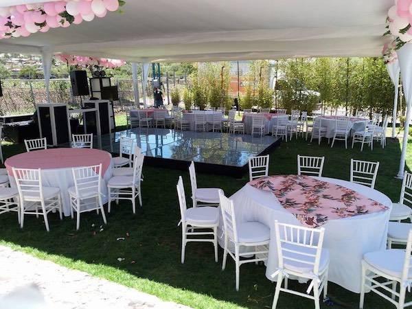 Jardin De Eventos Zimeth Queretaro
