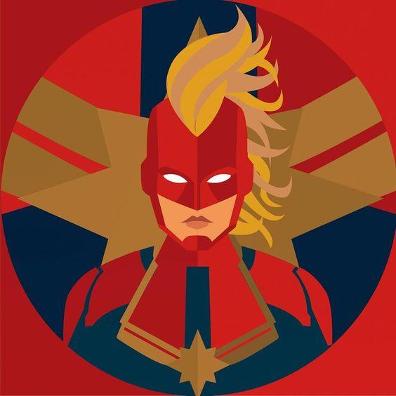 Ideas para una fiesta estilo Capitan Marvel